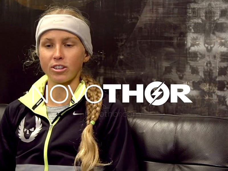 Athletic Recovery And Performance Using The NovoTHOR Light Bed