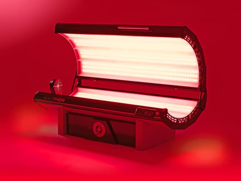 NovoTHOR Photobiomodulation Light Bed