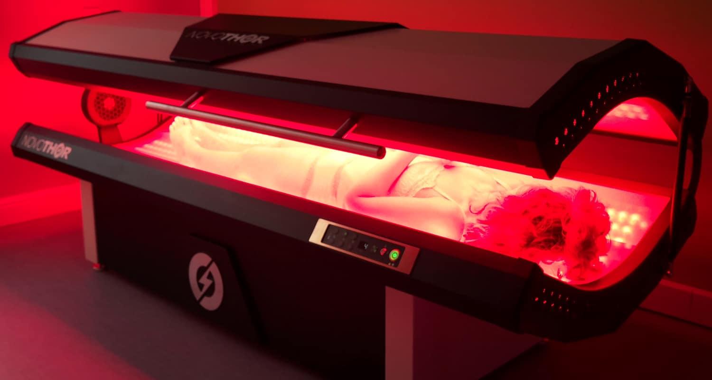 NovoTHOR PBM Therapy Light bed