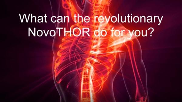 What Is A NovoTHOR? What Can A NovoTHOR Do?