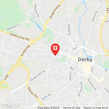 pbm-therapy-clinic-derby-map-pin