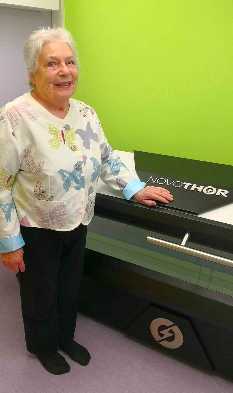 NovoTHOR PBM Therapy Elderly